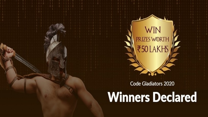 Lucknow-boy Himanshu Singh beats 2.52lakh+ coders worldwide to become Code Gladiators 2020 champion