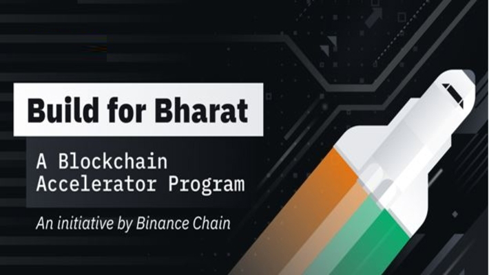 Build For Bharat, the first DeFi-focused Hackathon in India; Launched by Binance