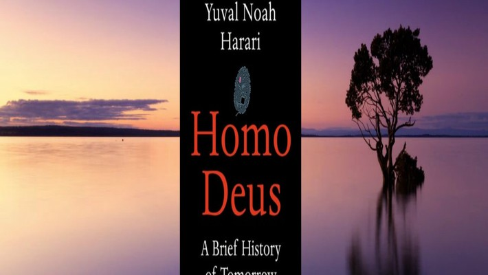 Homo Deus by Yuval Noah Harari - A book that dives into the future of mankind