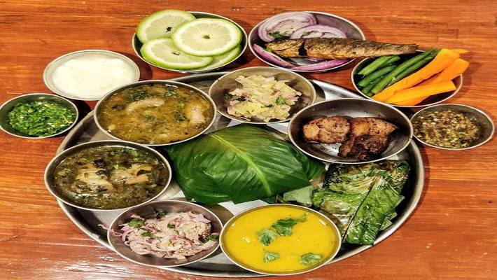 Herbs and Spices used in Assamese Cuisine: The Secrets for a Disease-free healthy life