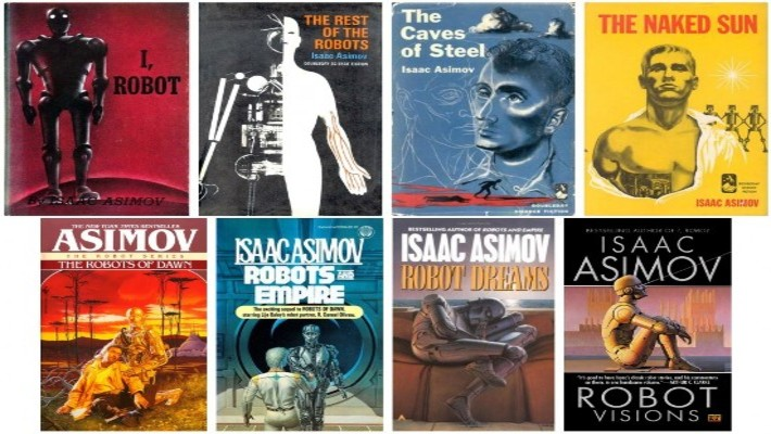 Top Robot Fiction books by