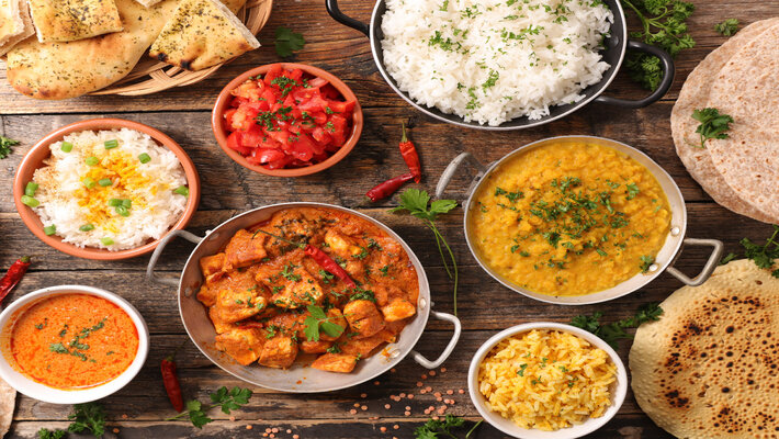 Top Indian Cuisines that are Popular across the Globe
