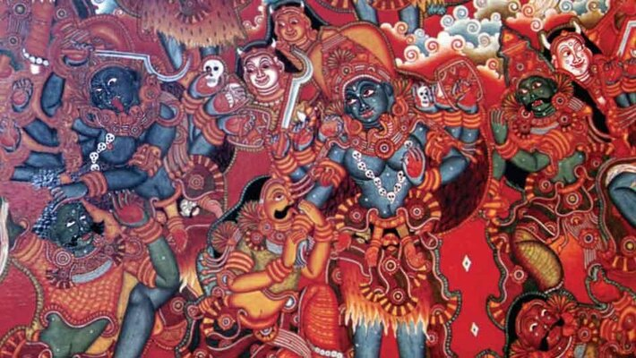 Places in India Having Mythological Connections