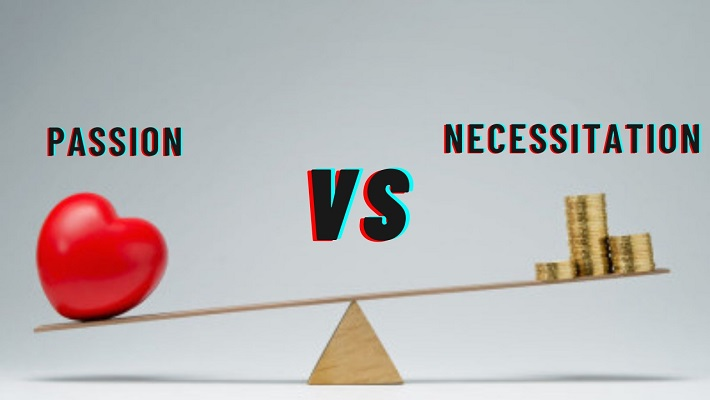 Necessitation Vs Passion
